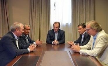 23/02/2018: Bordet acordó con empresarios turísticos una millonaria inversión en Colón