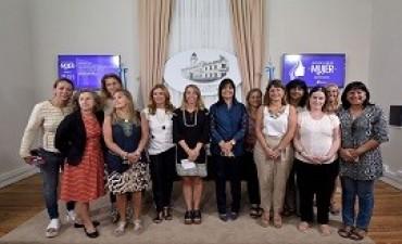26/0272018: El gobierno pone en valor el rol de la mujer a través de actividades culturales