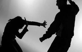 08/02/2019: Golpeó a su ex pareja en la vía pública y fue detenido