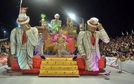 16/02/2019: La grilla para la cuarta noche del Carnaval de Concordia