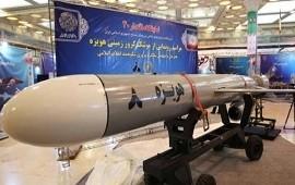 02/02/2019: El gobierno iraní presentó un nuevo misil de largo alcance