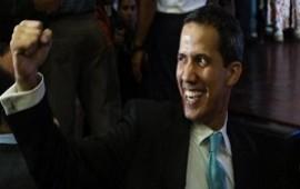 02/02/2019: Un general de la Fuerza Aérea reconoce a Guaidó como presidente de Venezuela