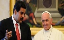 04/02/2019: Maduro le pide al Papa que intervenga para facilitar el diálogo en Venezuela
