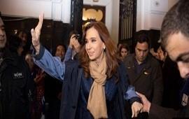 05/02/2019: Cristina Kirchner pide que se postergue el inicio del juicio por corrupción en la obra pública