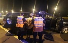 20/02/2019: Fueron detenidos cuando circulaban por la Autovía 14 con armas y droga