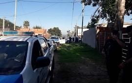 21/02/2019: La policía realizó un importante allanamiento en el barrio La Colina