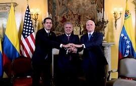25/02/2019: Estados Unidos pide a sus aliados que congelen los activos de Petróleos de Venezuela