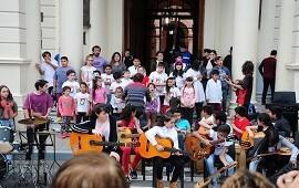 26/02/2019: Nación recortó el 70 por ciento de los aportes para las orquestas infantiles