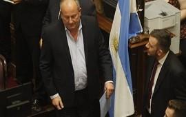 26/02/2019: Por la denuncia de acoso, peligra la continuidad de Marino como vice del Senado