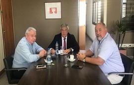 28/02/2019: Iosper y la Federación Médica de Entre Ríos trabajan en garantizar el sistema de salud