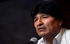 """22/02/2020: La amenaza de Evo Morales tras su inhabilitación: """"Si no me puedo candidatear, sepan que en Bolivia tengo contacto con militares patriotas"""""""