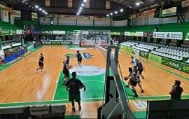 03/02/2021: Estudiantes conoce la sede en la que jugará la Liga Argentina de Básquet
