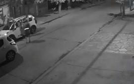 08/02/2021: Luis Guillón: disparan a un nene de 8 años en un robo