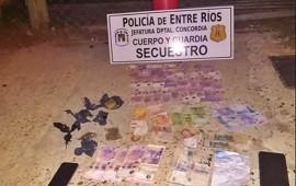 08/02/2021: Detuvieron a dos personas que viajan con marihuana e intentaron evadir a la policía