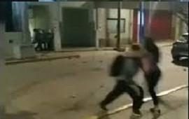 09/02/2021: Femicidio en Rojas: así fue la brutal represión policial