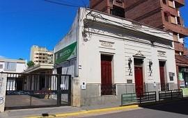 16/02/2021: La biblioteca Julio Serebrinsky no abrirá esta semana