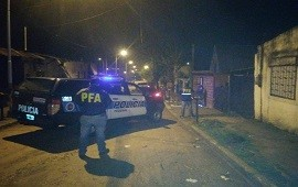 22/02/2021: Policía Federal detiene banda integrada por barras de Boca con 60 kilos de droga y un arsenal