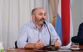 """22/02/2021: Salud garantizó que """"todos los adultos mayores serán vacunados"""" en Entre Ríos"""