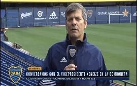22/02/2021: Boca Juniors inauguró su propio canal