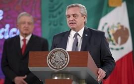 23/02/2021: Alberto Fernández dijo que las denuncias contra Ginés son una