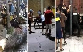 23/02/2021: Mataderos: degollaron y faenaron vacas en plena calle