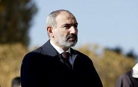 25/02/2021: Armenia: primer ministro denunció intento de golpe de Estado