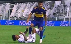 25/02/2021: Duras sanciones para Frank Fabra y Jorge Carrascal en la Copa Libertadores