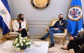 26/02/2021: La OEA desestimó una queja del gobierno argentino por la designación de María Eugenia Vidal como veedora electoral