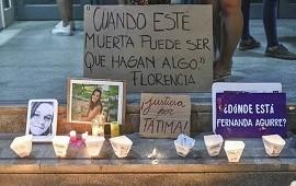 26/02/2021: Declararon culpable a Jorge Martínez por el femicidio de Fátima Acevedo