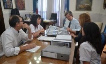 Se construirá un salón de usos múltiples en la Escuela República de Chile