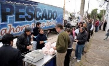 Pescado para Todos vuelve a Paraná