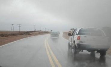 Informan sobre el estado de los caminos provinciales afectado por las lluvias