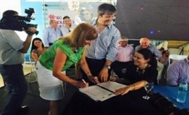 Cooperativistas de Argentina Trabaja podrán estudiar el secundario semipresencial