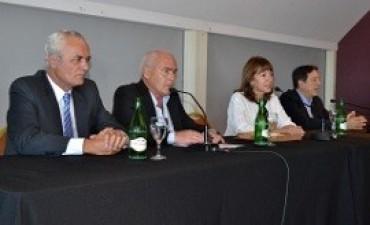 Meyer destacó las acciones de Urribarri para posicionar a Entre Ríos