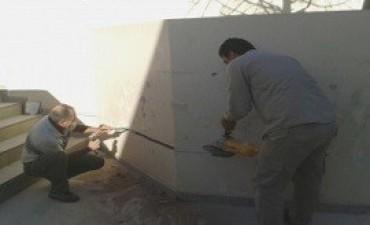 La provincia amplió la partida de fondos para la reparación de escuelas
