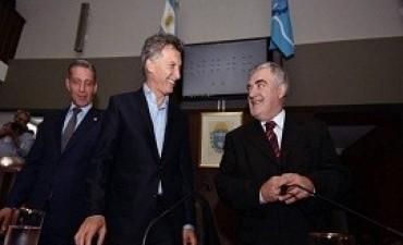 Das Neves, con la presencia de Macri, inauguró el periodo legislativo