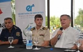 20/03/2017: Presentaron la Fiesta Provincial del Pescador Deportivo