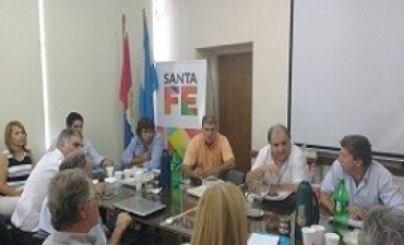 01/03/2017: Entre Ríos participó de la primera reunión anual del Consejo Federal Lechero
