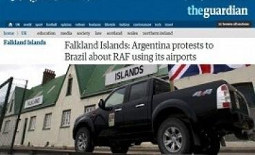 02/03/2017: La preocupación argentina por los vuelos entre Malvinas y Brasil llegó a la prensa británica