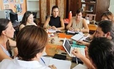 03/03/2017: Se socializó un documento pedagógico para acompañar la tarea de docentes de primaria