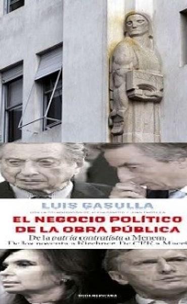 """08/03/2017: La historia del desconocido """"monumento a la coima"""", único en el mundo y en plena 9 de Julio"""