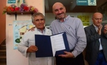 11/03/2017: Asumió el nuevo director del hospital Santa Rosa de Villaguay
