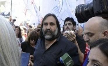 17/03/2017: Vidal pidió evaluar la posibilidad de quitarle la personería a los gremios en conflicto