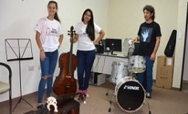 18/03/2017: El gobierno provincial acompaña a las orquestas juveniles