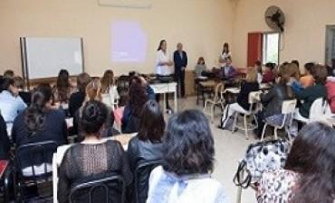 20/03/2017: La provincia concretó la primera Jornada de Actualización para Centros de Salud