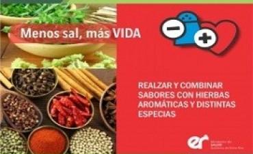 23/03/2017: Salud trabaja con panaderías para promover la iniciativa Menos sal, más vida