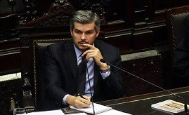 23/03/2017: Marcos Peña al kirchnerismo: