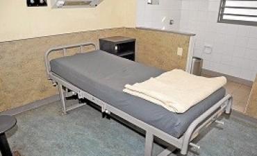 25/03/2017: Milani, 'indignado' y aislado en una celda de dos por tres metros
