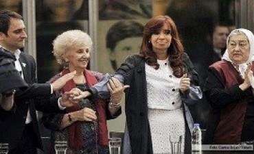 25/03/2017: Estela de Carlotto sobre Hebe: