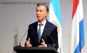 27/03/2017: Macri convocó a los empresarios holandeses a invertir en la Argentina